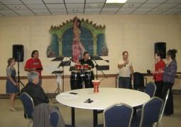 percussion workshop
