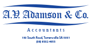 av-adamson-logo